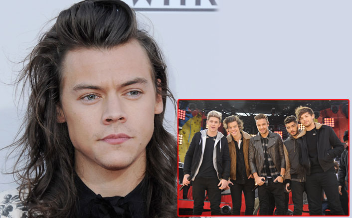 Harry Styles Reveals Some Off-Camera MESSY Details About Recording Songs With One Direction