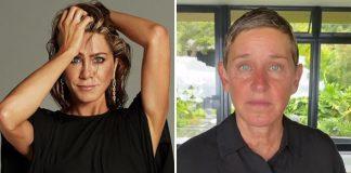 Have Jennifer Aniston and A list friends abandoned Ellen DeGeneres? Netizens demand an answer!
