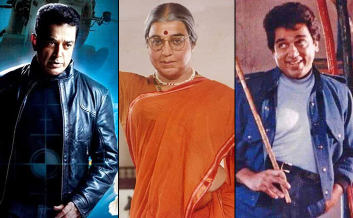 Here are the 10 incredible looks of Kamal Haasan