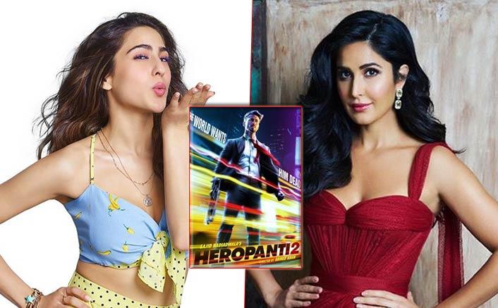 Heropanti 2: It's Katrina Kaif VS Sara Ali Khan In The Race To Be The Leading Lady Opposite Tiger Shroff