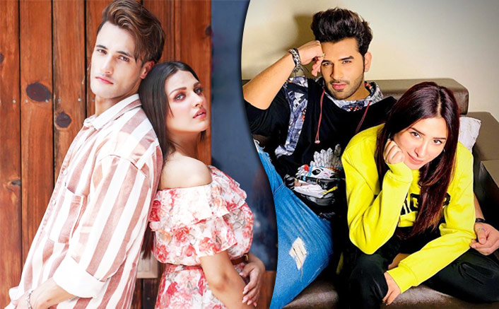 Himanshi Khurana – Asim Riaz's Dil Ko Maine Di Kasam Vs Mahira Sharma – Paras Chhabra's Ring: Vote For Your Favourite Song(Pic credit: Instagram/parasvchhabrra, asimriaz77.official)