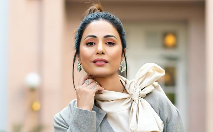 Hina Khan 'felt like a baby' working in 'Naagin 5'