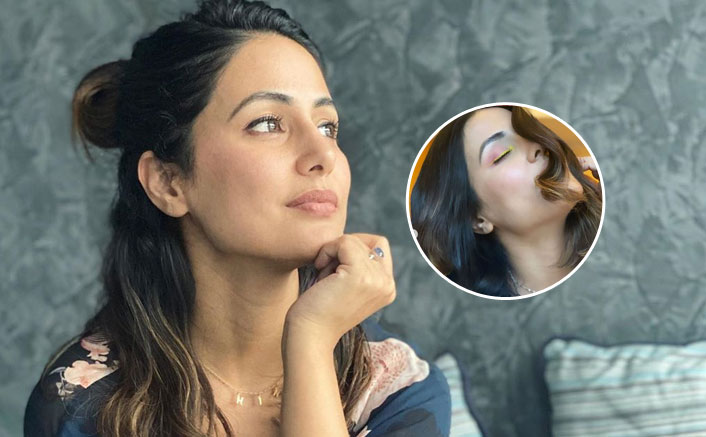 Hina Khan Nails Her Eye Makeup & It's The Ultimate Lesson We Need To Take Amid Lockdown!