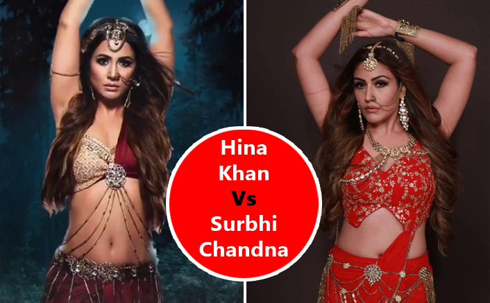 Hina Khan Vs Surbhi Chandna Fashion Face-Off: The More Sizzling Naagin 5 Avatar?