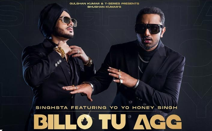 Honey Singh & Singhsta's Billo Tu Agg OUT & It's Here To 'Burn' The Dance-Floor
