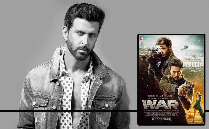 Hrithik Roshan To Not Be A Part Of #YRFProject50 Despite The Success Of WAR? Here's What We Know