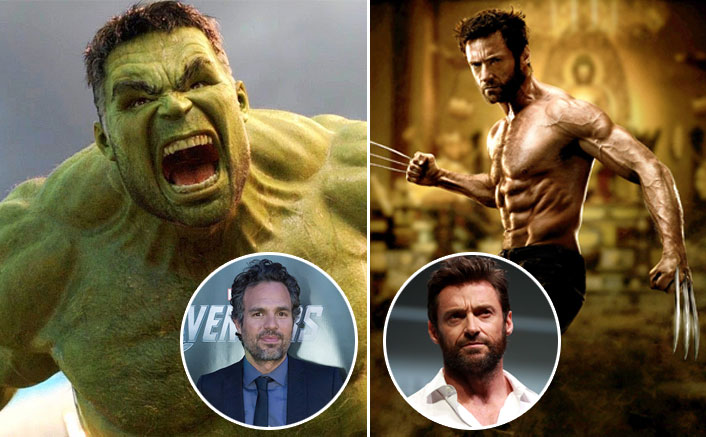Hugh Jackman Says Wolverine Can Beat Hulk In A Fight, We Wonder What Mark Ruffalo Has To Say!