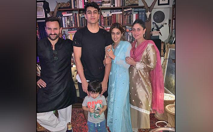 "Saif Ali Khan Opens Up On His Bond With Kids Sara Ali Khan, Ibrahim & Taimur: ""I Am Always There For Them"""