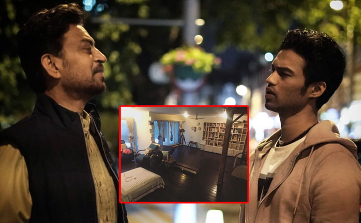 Irrfan's son Babil shares memories of late actor's house by the beach