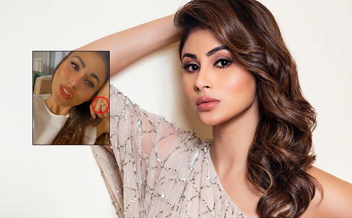 Is Mouni Roy Secretly Engaged? Check Out The Huge Diamond Ring On Naagin Actress' Finger!