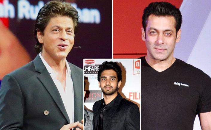 #IStandWithAmaal: Shah Rukh Khan VS Salman Khan Fans All Over Again! Courtesy, Amaal Mallik