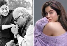 Janhvi Kapoor calls her father the 'cutest cheerleader'