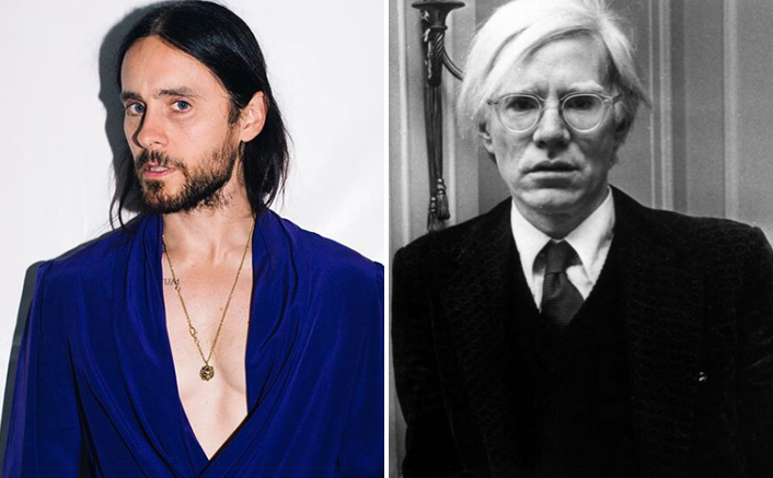 Jared Leto Confirms Playing Andy Warhol In His Upcoming Biopic; Deets Inside