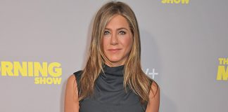 "Jennifer Aniston On Doing The Morning Show: ""There Were Times When I Would Read A Scene & Feel Like A Whole Manhole Cover Was Taken Off My Back"""