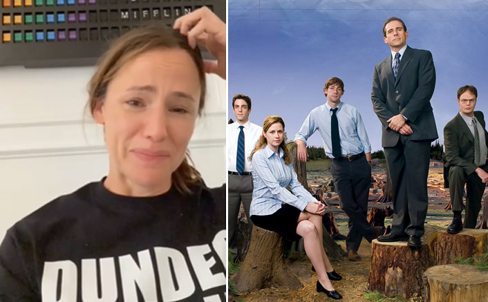 "Jennifer Garner Is In Tears As She Finishes Watching The Office: ""The Finale HIT Us Pretty Hard"""