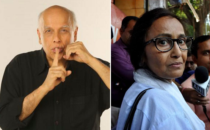 "Rabia Khan's SHOCKING Statement On Mahesh Bhatt: ""He Told Me On Jiah Khan's Funeral, 'Chup Ho Jaao Warna Tumhe Bhi Injection Deke Sula Denge'""(Pic credit: Facebook/Mahesh Bhatt)"