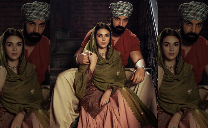 John Abraham & Aditi Rao Hydari's FIRST Look From Arjun Kapoor-Rakul Preet Singh's Untitled Film OUT!