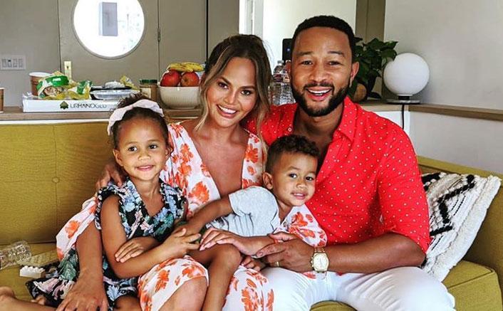 John Legend Reveals That Chrissy Teigen's Pregnancy Came As A Surprise To The Couple!