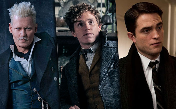 Johnny Depp-Eddie Redmayne & Robert Pattinson Fans, Rejoice! Here's When They'll Resume The Shoot Of Fantastic Beasts 3 & The Batman