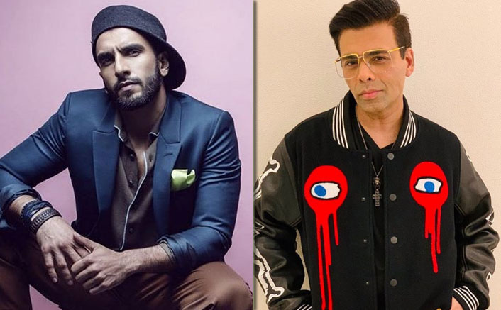 Karan Johar & Ranveer Singh To Collab For Another Film Before Takht? Find Out