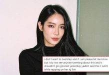 K-Pop Star Yaebin Apologizes For Using The N-Word, Netizens Aren't Satisfied By It