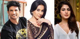 "Kamya Punjabi REACTS To Sushant Singh Rajput & Rhea Chakraborty's Chats: ""Bhai Behen Meh Jhagde..."""