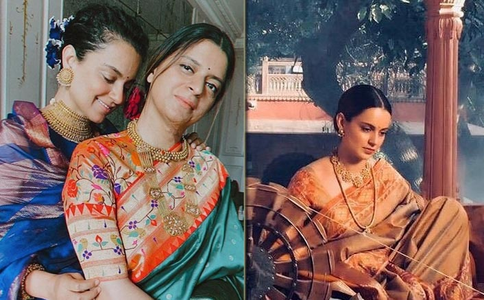 """Kangana Ranaut On National Handloom Day: """"Fashion Industry Has Become One Of The Most Damaging Industries For Our Environment"""""""