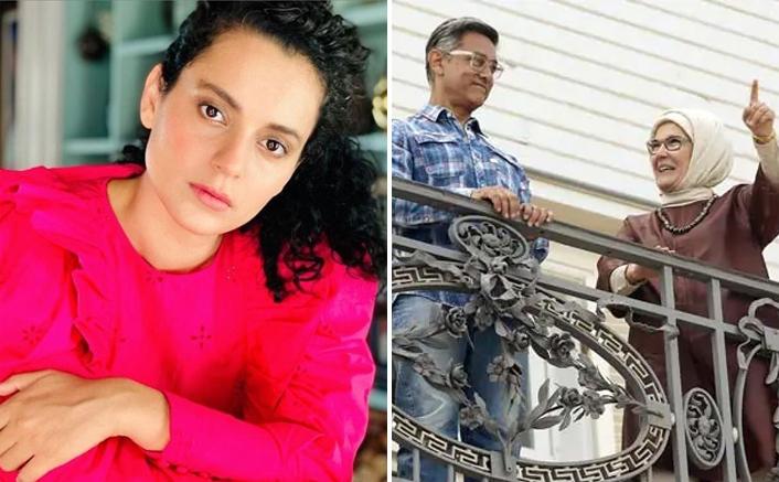 Kangana Ranaut Calls Aamir Khan 'Hypocrite' Over Meeting Turkey's First Lady!