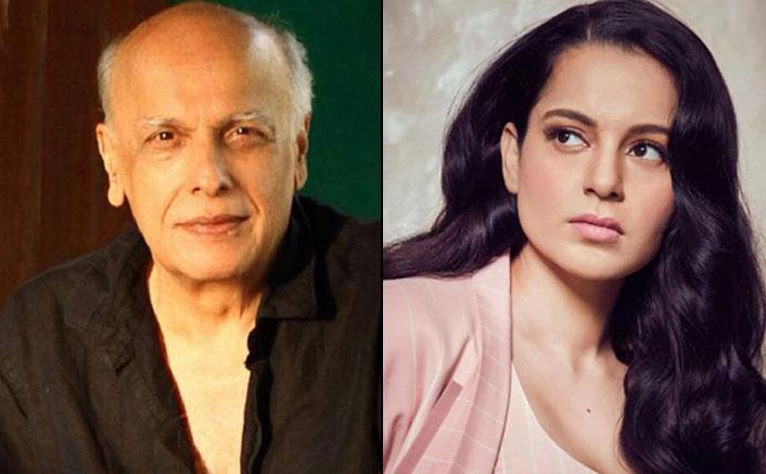 Kangana Ranaut Calls Mahesh Bhatt A 'Pakistani Pimp' Over Sadak 2 Trailer Controversy