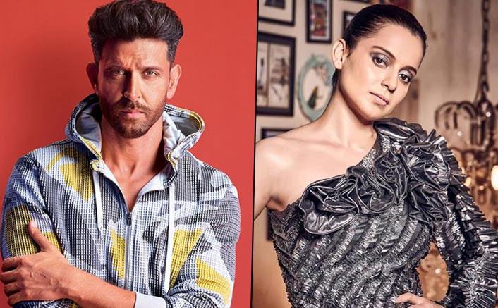 Kangana Ranaut Hints At A 'Superhero' Getting A Drug Overdose Attack; Fans Wonder If She's Talking About Hrithik Roshan?