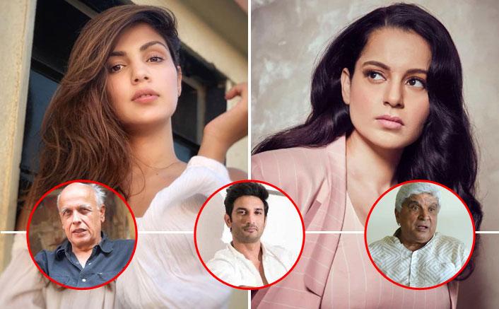 "Kangana Ranaut On Rhea Chakraborty's Interview: ""Who Came Up With The Tacky Script – Mahesh Bhatt Or Javed Akhtar?"""
