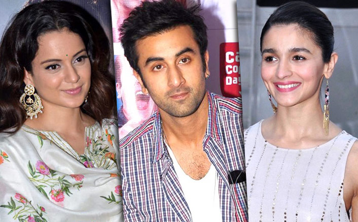 "Kangana Ranaut Slams Alia Bhatt & Ranbir Kapoor Again After Sadak 2's Trailer Release: ""Both Pappus Are Below Average"""