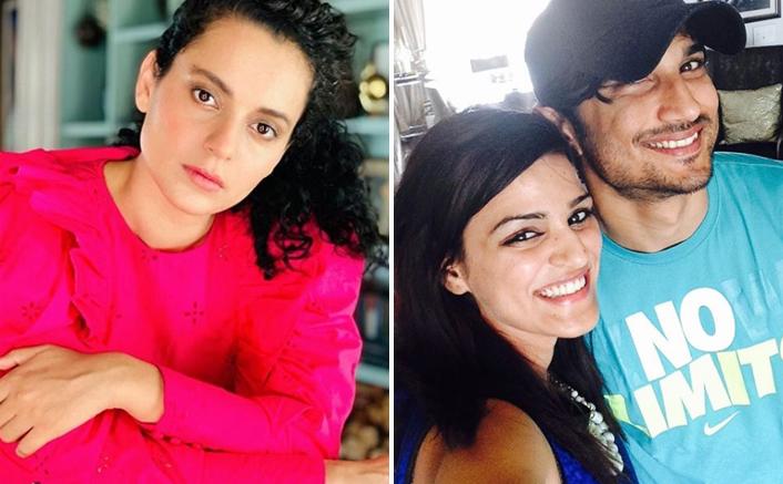 "Kangana Ranaut Thanks Sushant Singh Rajput's Sister Shweta Singh Kirti For ""Squashing All The Rumours"" Against Her"