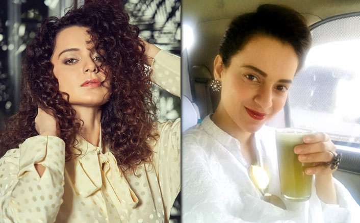 """Kangana Ranaut: """"Drugs Might Take You High For Sometime But..."""""""