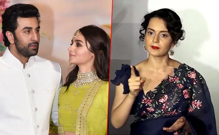 When Kangana Ranaut Made Her MOST Controversial Statement On Nepotism; Called Alia Bhatt & Ranbir Kapoor Irresponsible, WATCH