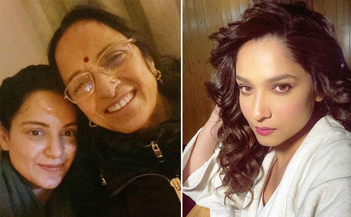 Kangana Ranaut's Mother Breaks Down Worrying About Her Wedding, Ankita Lokhande Reacts