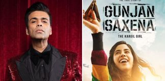 #Karan_Johar_Insults_IAF trends as netizens troll filmmaker over 'Gunjan Saxena'