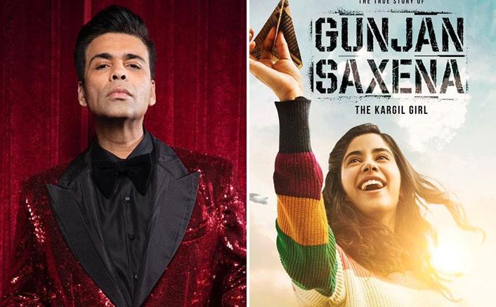 Gunjan Saxena: Netizens Troll Filmmaker As They Trend #Karan_Johar_Insults_IAF Trends