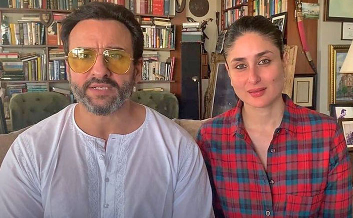 Saif Ali Khan's SPECIAL Birthday Video: From Looking Like Taimur To Perfecting The Pout Game, Kareena Kapoor Khan Covers It All