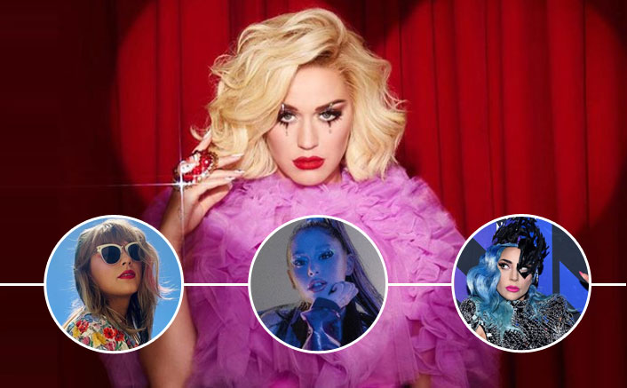 Katy Perry Is Unhappy Over Comparisons With Taylor Swift, Ariana Grande & Lady Gaga!