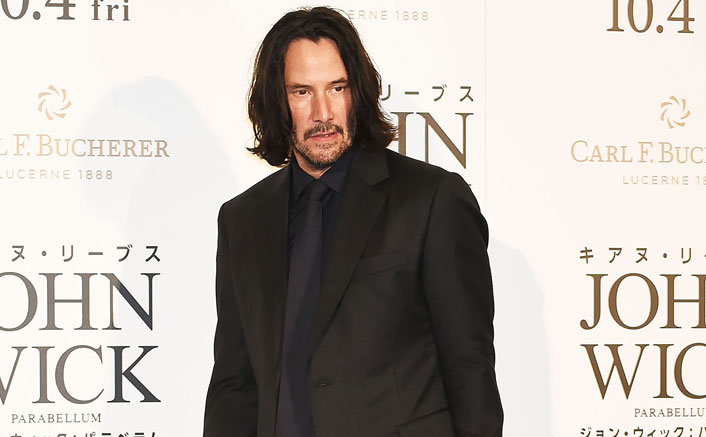 "Keanu Reeves Is Back On Matrix 4 Sets: ""It's Really an Honor & A Privilege..""(Pic credit: Getty Images)"