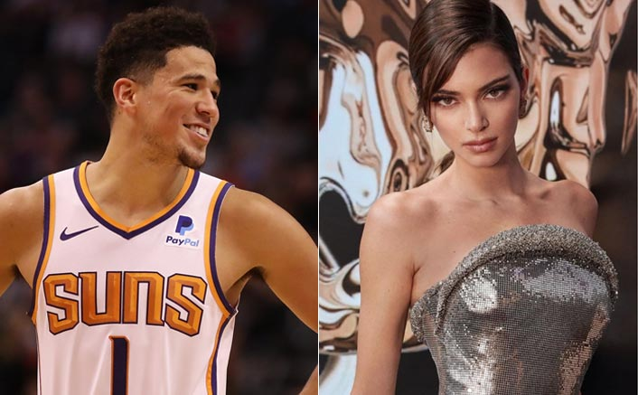 Kendall Jenner & Devin Booker Step Out For Dinner With Kylie Jenner After The 'Flirting Episode' Last Week