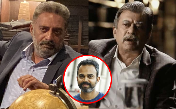 KGF Chapter 2: Prakash Raj Is Definitely Not A Replacement To Anant Nag Clarifies Director Prashanth Neel