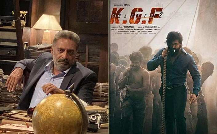 KGF Chapter 2: Prakash Raj's Look From The Yash Starrer Is OUT & It's Making Our Wait Tougher