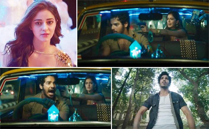 Khaali Peeli Teaser: Embark On A Mad Ride With Ishaan Khatter & Ananya Panday