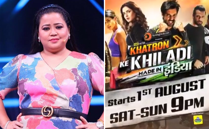 Khatron Ke Khiladi: Made In India Premieres Today, Bharti Singh Roped In To Entertain The Audience