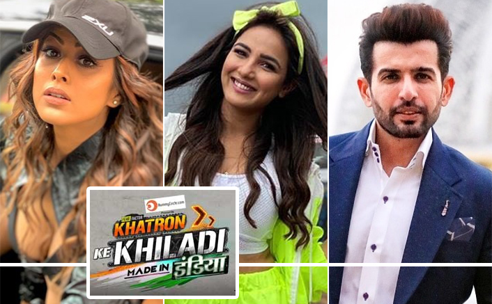 Khatron Ke Khiladi UNSEEN: Gossip Session Ft. Nia Sharma, Jasmin Bhasin, Jay Bhanushali, WATCH