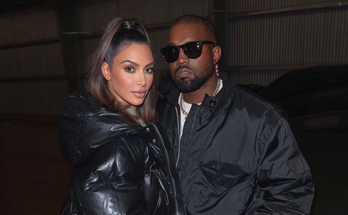 Kim Kardashian & Kanye West Back From Their Dominican Republic Vacation, Spotted In Miami!