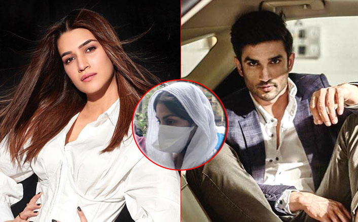 Kriti Sanon Shares Cryptic Post On 'Truth & Patience' Amid ED Grilling Rhea Chakraborty & Family In Sushant Singh Rajput Case!