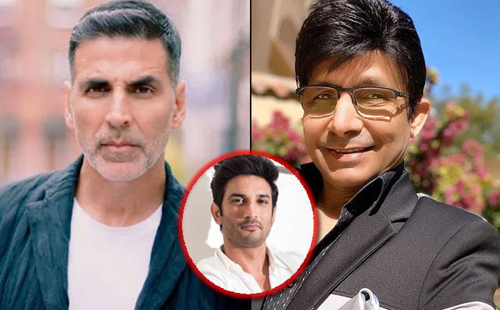 """KRK On Akshay Kumar: """"Jo Apne Desh Ka Bhi Nahi Huwa, Woh Sushant Singh Rajput Ka Kya Hoga"""""""
